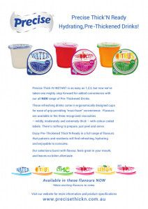 Precise Cups Flyer