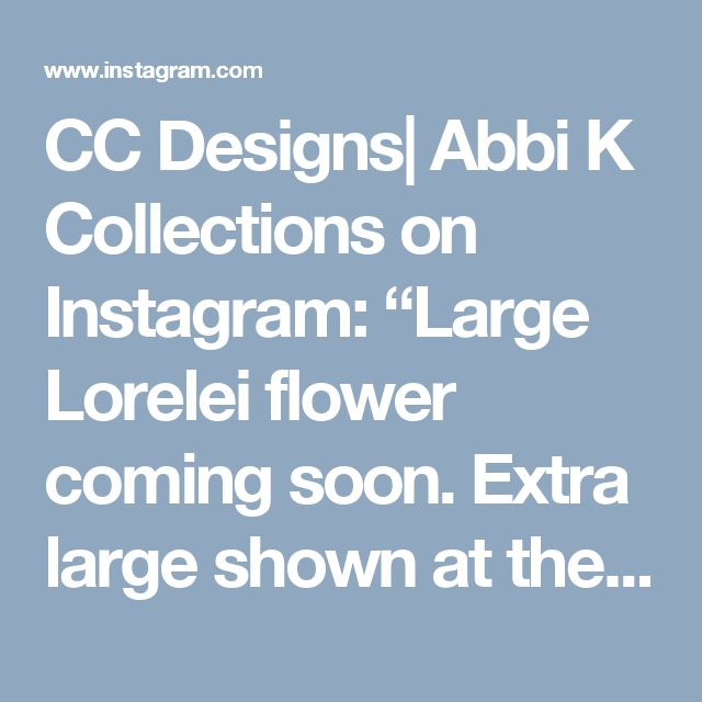 """CC Designs