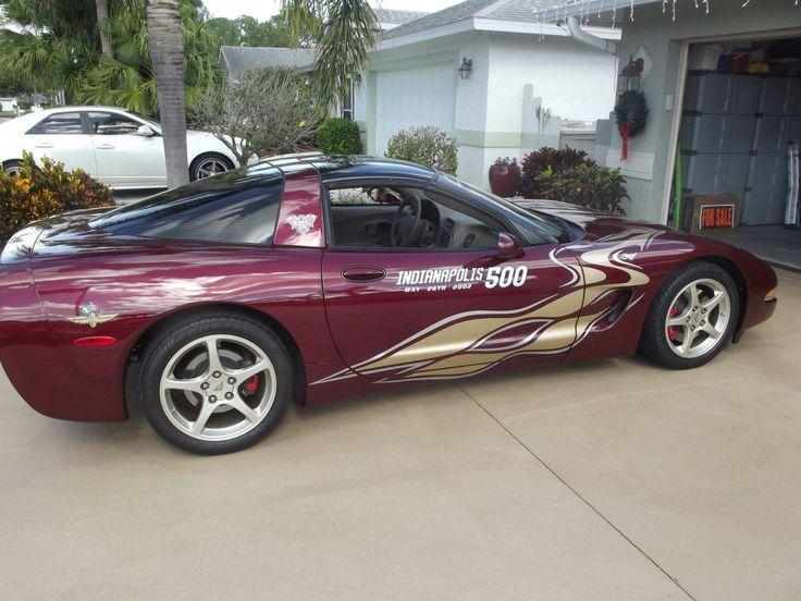 2003 Corvette 50th Anniversary Indy 500 Pace Car