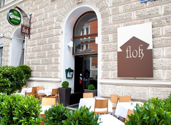 "Gasthaus Floß  ""Fresh Viennese tradition"" awaits you on Börseplatz – with simple, elegant Viennese cuisine from high-quality ingredients and over 100 wines from leading Austrian and Viennese vintners."
