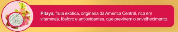 Salto Alto: Açúcar esfoliante exótico - Linha Pitaya d'O Botic...
