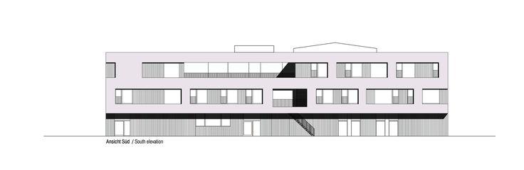 Gallery of Nursing and Retirement Home / Dietger Wissounig Architekten - 23