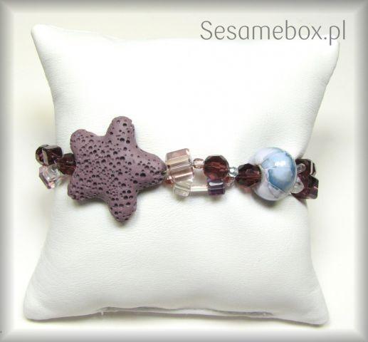 SESA_517 - Dla Niej - Bransoletki - 517 () - Sesamebox.pl - Rękodzieło Biżuteria Ceramika Obrazy Rozmaitości