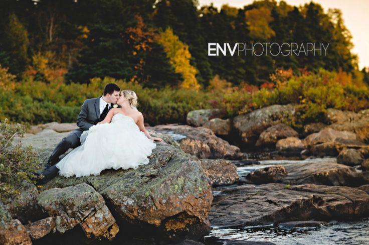 Newfoundland Wedding Photographers manuels river