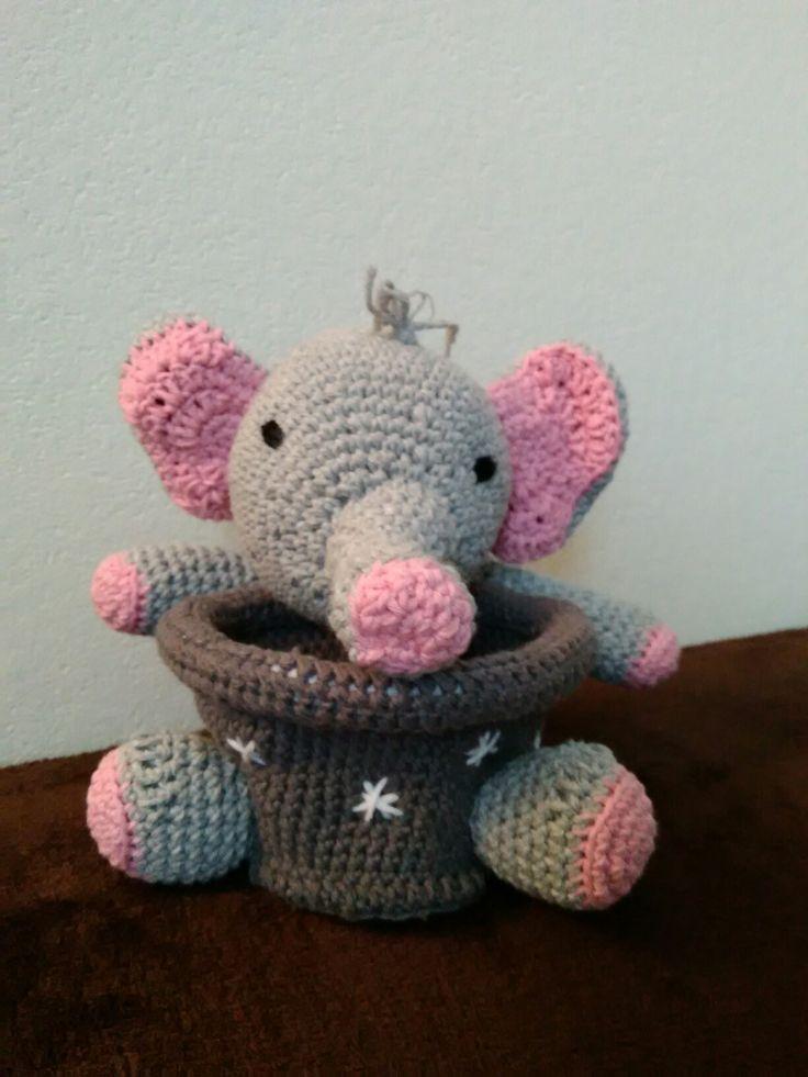 Elefantenkörbchen