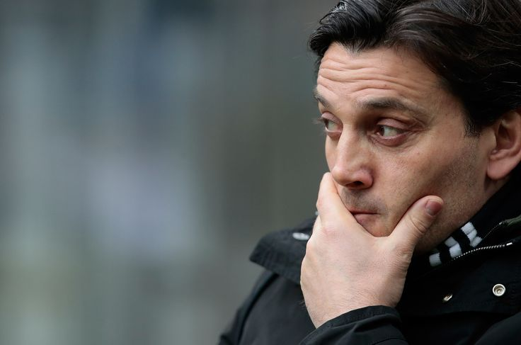 Vincenzo Montella Still the Right Man for AC Milan Despite Current Problems