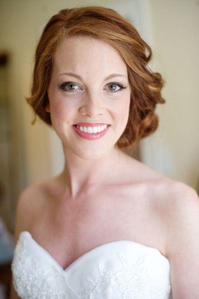 17 Best ideas about Redhead Bride on Pinterest Wedding ...