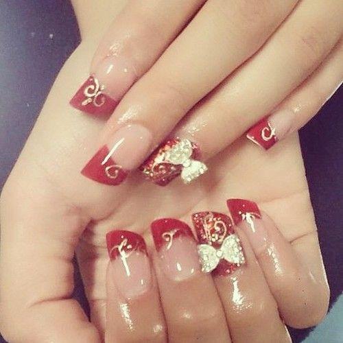 http://decoraciondeunas.com.mx/post/103093692112/unas-ury-boda-amor-moda-fashion-nails | #moda, #fashion, #nails, #like, #uñas, #trend, #style, #nice, #chic, #girls, #nailart, #inspiration, #art, #pretty, #cute, uñas decoradas, estilos de uñas, uñas de gel, uñas postizas, #gelish, #barniz, esmalte para uñas, modelos de uñas, uñas decoradas, decoracion de uñas, uñas pintadas, barniz para uñas, manicure, #glitter, gel nails, fashion nails, beautiful nails, #stylish, nail styles
