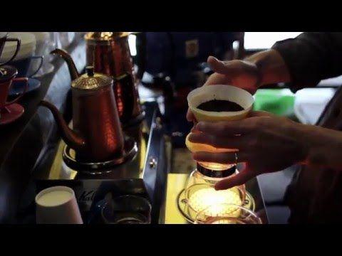 Mahou hand-drip coffee, Naha, Okinawa