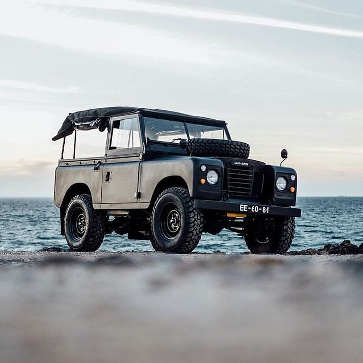 Landrover Defender Land Rover Series 109: 1152 Best Images About Off-road Vehicles / Campers