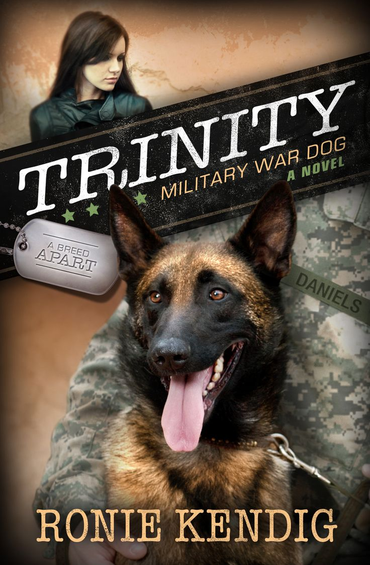 military dog action pictures | Trinity: Military War Dog by Ronie Kendig with giveaways | relzreviewz ...