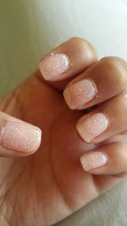 Fairy Dust sns nails #snsnails #fairydust #nails #beauty