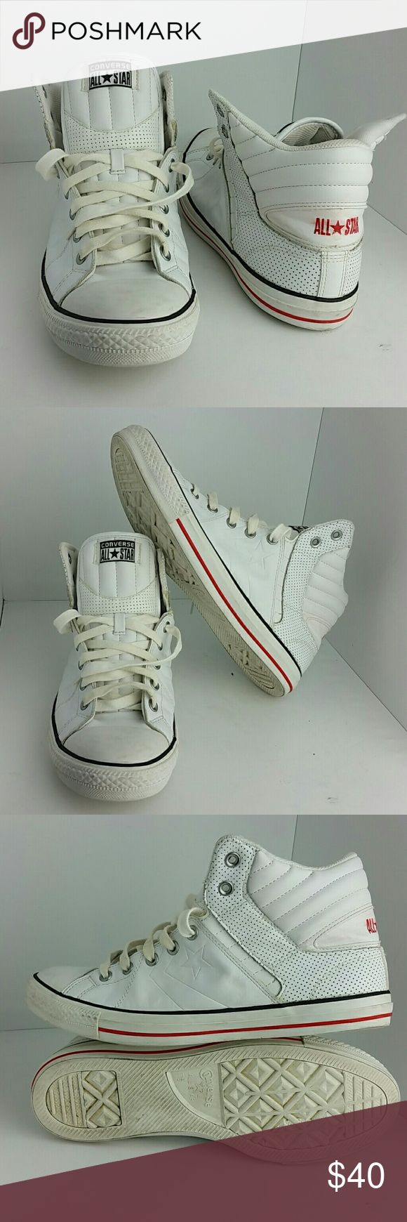 CONVERSE MEN'S FASHION SNEAKERS IN GOOD CONDITION   SKE # RM CONVERSE Shoes Sneakers