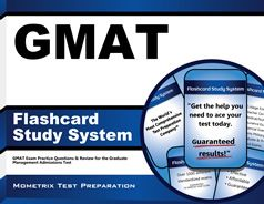 GMAT Flashcards. Proven GMAT test flashcards raise your score on the GMAT test. Guaranteed.