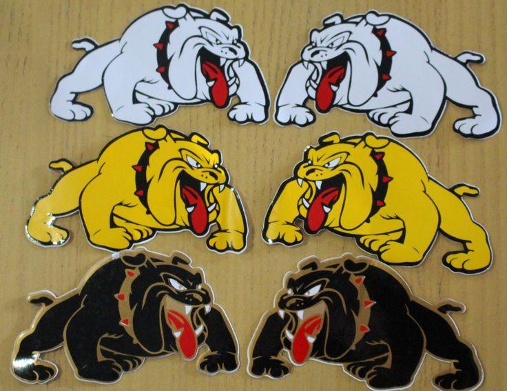 Bulldog+Stickers+x+300+stickers., £29.99