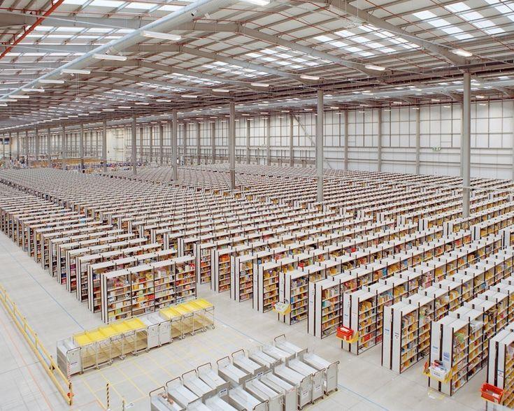 'Amazon Unpacked' by Ben Roberts