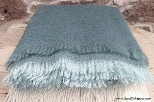 Living Room - Juniper Luxury Mohair Throw – Beautiful Space Interior Design