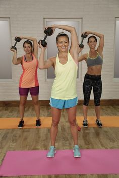 Bye-Bye, Bra Bulge! Your 10-Minute Workout