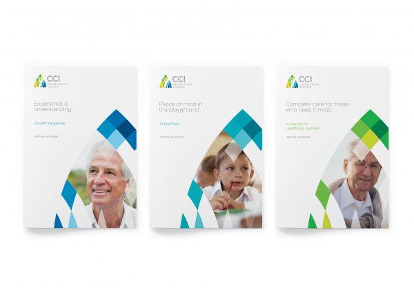 Catholic Church Insurance Brand Identity - 2013 Melbourne Design Awards