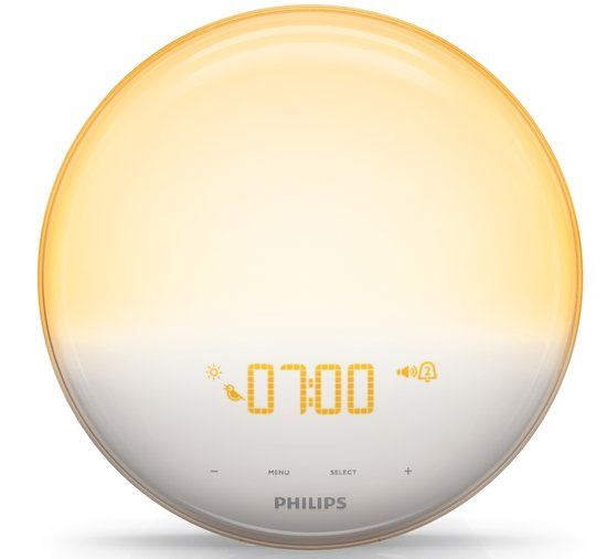 Philips HF3531/01 - Wake-up light - Wit