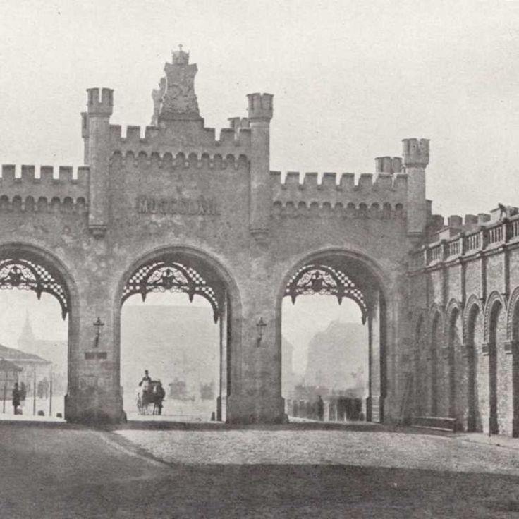 Újezdska brána