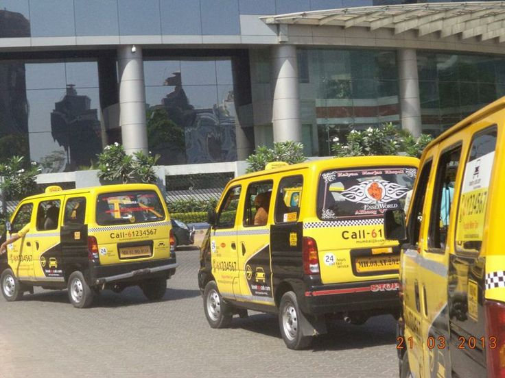 Bookmycab.com is revered as the first taxi service in Mumbai and in India, to launch metered Black & Yellow (Non Air-Conditioned) Taxis as well as metered Cool Cab (Air conditioned) as Radio Taxis.