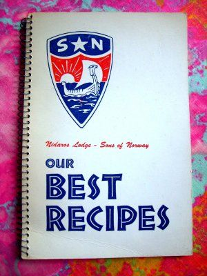 Sons of Norway recipes!