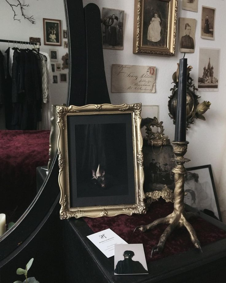 """897 Likes, 7 Comments - Olesya Alexejewna Parfenyuk (@schwarzkopfnonne) on Instagram: """"Framed """"Black Phillip II"""" for a customer. Can't wait to ship it to Paris together with my new…"""""""