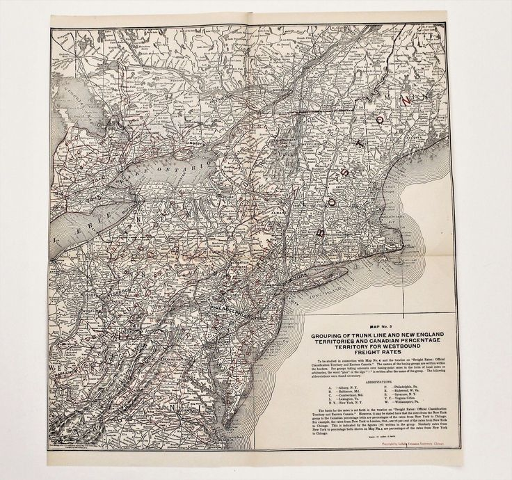 Freer Texas Map%0A  antique      New England Railroad Map Long Island Trunk Lines New York  Lake Erie RARE