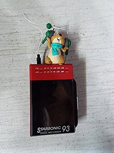 Hallmark Messages of Christmas Recorder Ornament 1993