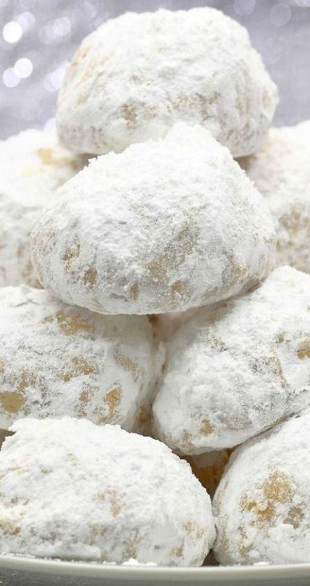 German Pfeffernusse Spice Holiday Cookies Recipe
