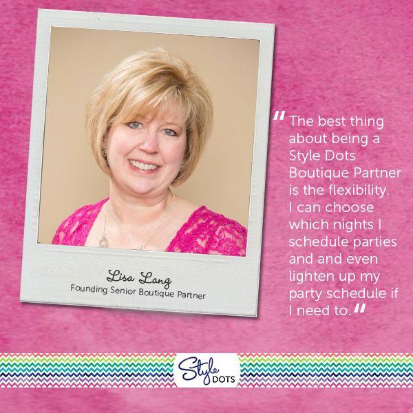 Meet Founding Senior Boutique Partner Lisa Lang!