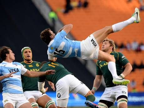 South Africa blow away Argentina with nine-try 73-13 victory - International - Rugby Union - The Independent