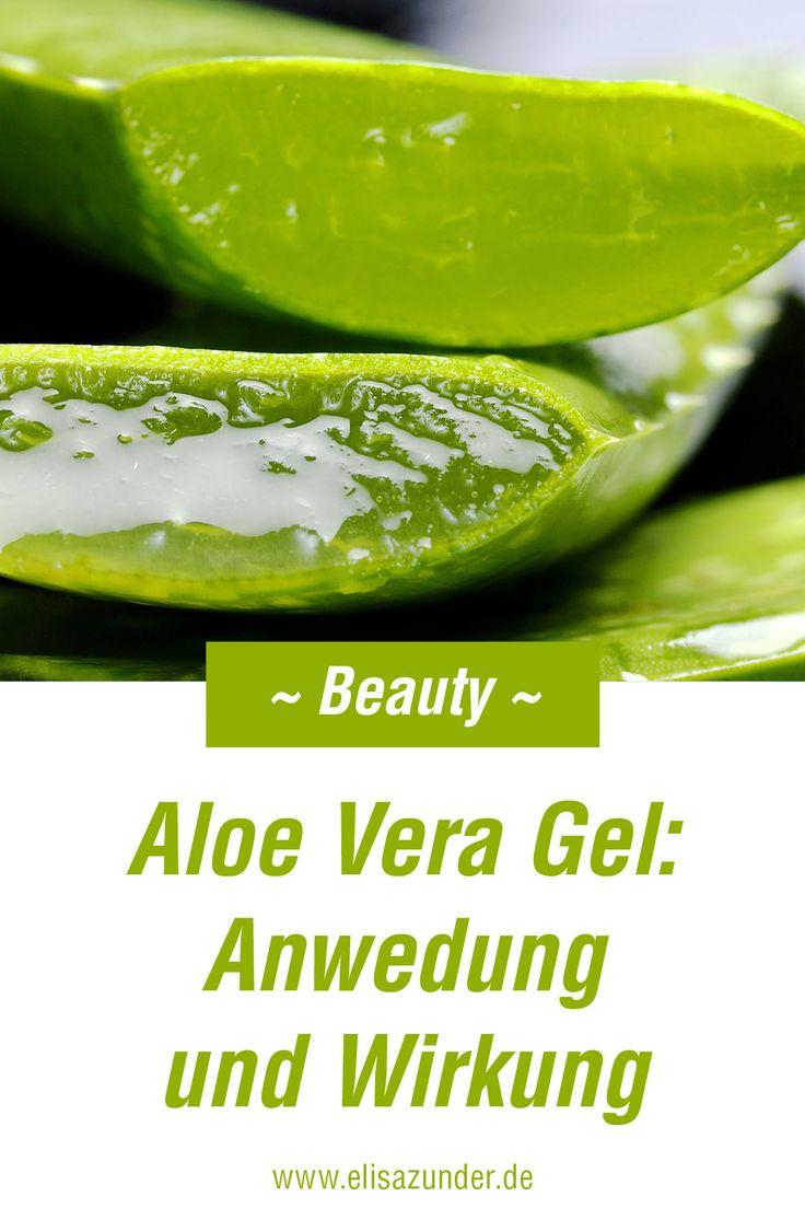 Aloe Vera Gel: Ein Alleskönner in Sachen Beauty