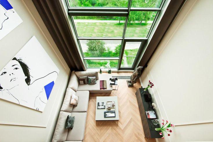 Wnętrza loftów Qbik od Zienia 2