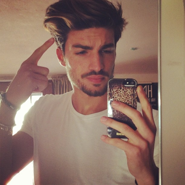morning my friends! Shooting today - @Mariano Di Vaio- #webstagram