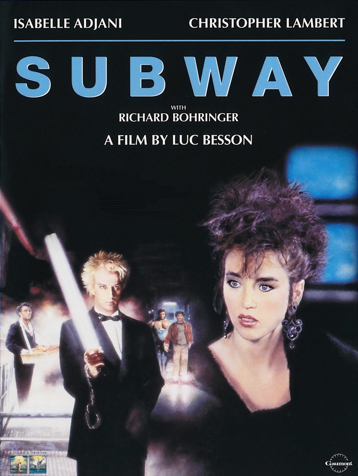Subway (1985), by Luc Besson