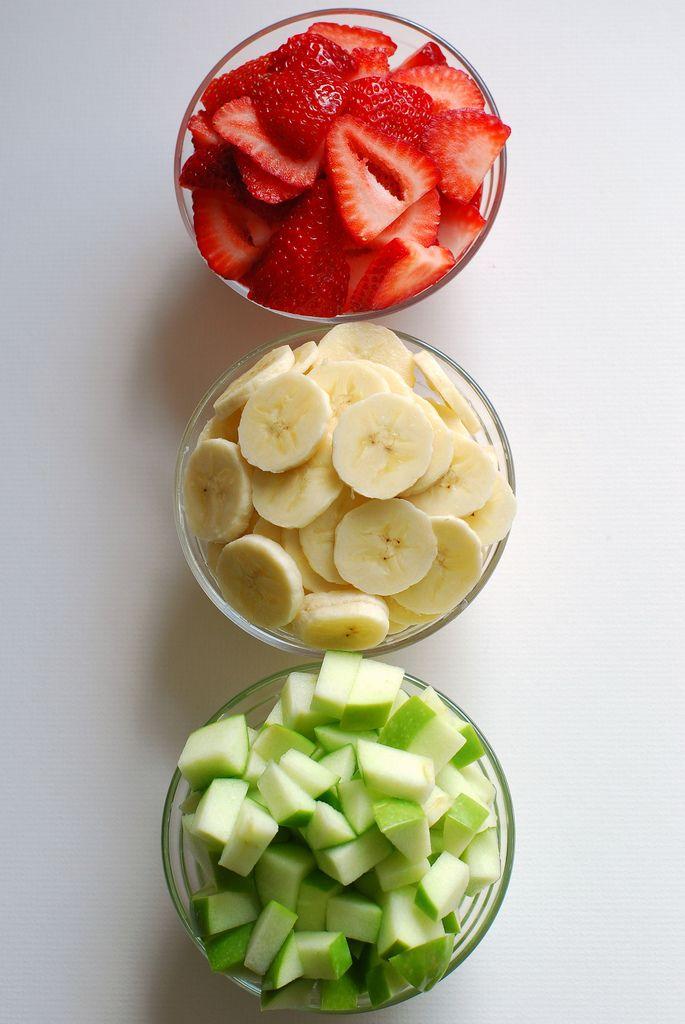 cinco de mayo!: Healthy Snacks, Detox Recipes, Healthy Eating, Strawberries Bananas, Eating Healthy, Healthy Food, Lights Snacks, Traffic Lights, Fresh Fruit