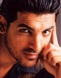 John Abraham is one of the hottest men in Bollywood...