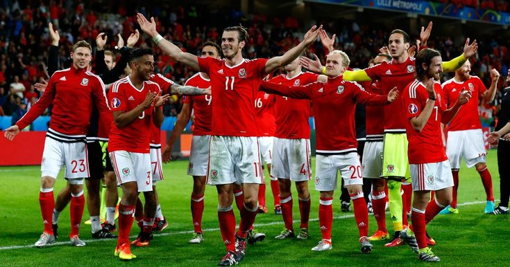The Wales football team have ended 2016 as officially better than England, Italy and Holland