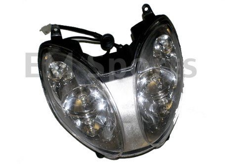 Gy6 Motorcycle Scooter Moped Bike Headlight by ScooterLandUSA. $42.95. Save 39%!