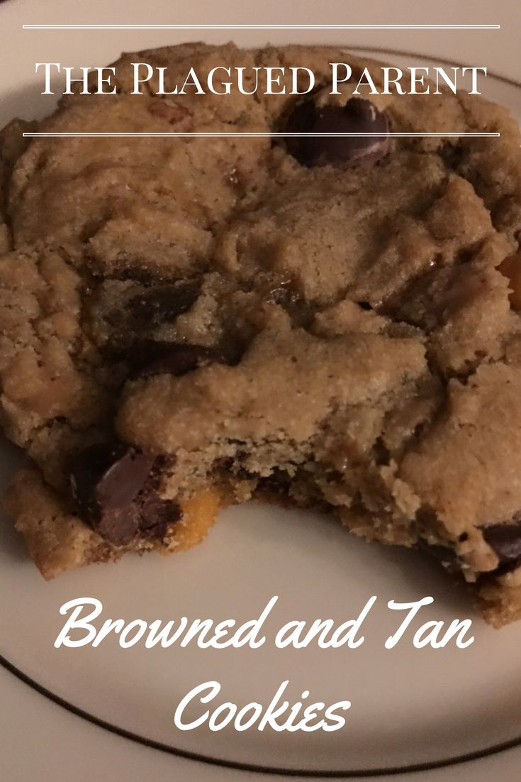 These cookies have become a family favorite. No big surprise once you see the recipe.