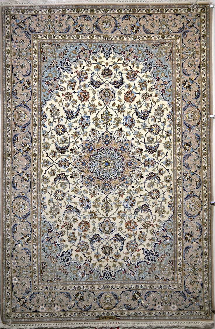 how to clean a small persian rug