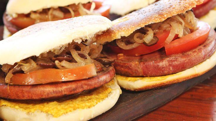 Sandwich de Mortadela ASADA! Receta de Locos X el Asado