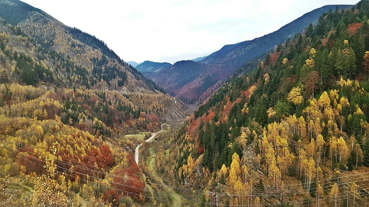 Baraj Gura Apelor, Romania