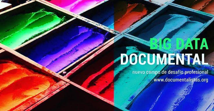 Raúl Ramos Pollán experto en #BigData #Computación #Cloud coordina este curso online de especialización profesional en Big Data Documental. Inscripciones en http://ift.tt/2A7X7rI