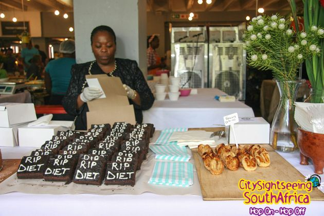 The Neighbourgoods Market happens every Saturday from 9am – 3pm  http://citysightseeing-blog.co.za/2014/12/11/top-markets-in-the-city-gold-johannesburg/