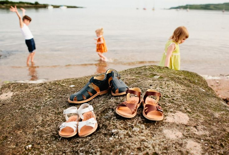New styles for spring 2015 kids footwear from Young Soles, the British label that marries old style classics with a modern touch for well made leather shoes