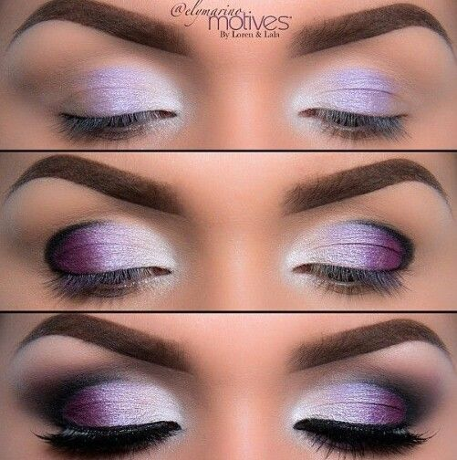 """Re-create this look with """"feisty"""" """"glamorous"""" """"devious"""" """"curious"""" eye pigments from Younique www.beautifulin3d.com"""