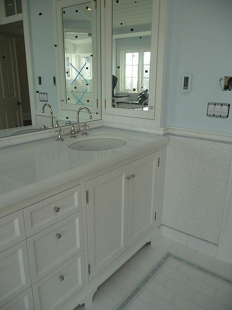 189 Best Images About Bathrooms On Pinterest White